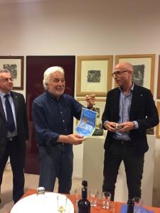 Visita all'Atelier di Giancarlo Piretti, già relatore in Settembre