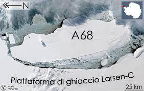 Iceber A 68